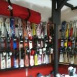 dětské lyže 2